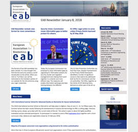 EAB Newsletter